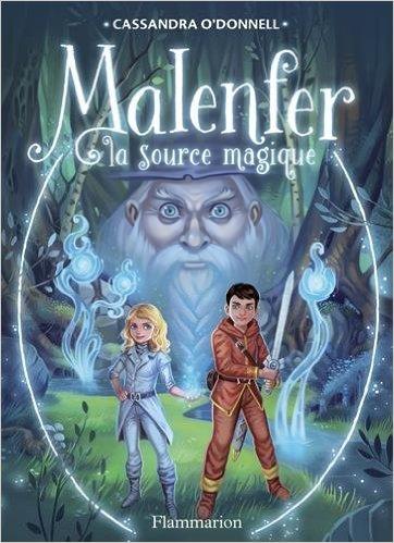 La source magique - Tome 2 Malenfer