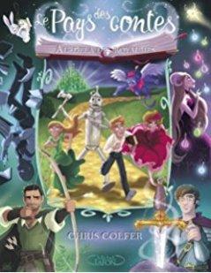 Au-delà des royaumes - Tome 4 le pays des contes