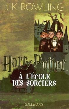 Tome 1 - Harry Potter à l'école des sorciers