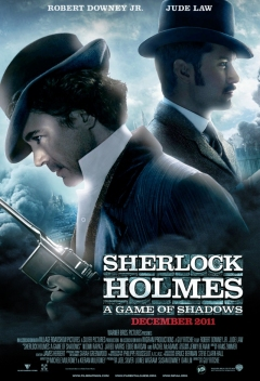 Sherlock Holmes , jeu d'ombres film 2