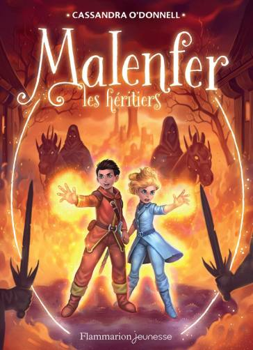 Les héritiers - tome 3 Malenfer